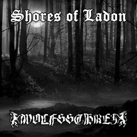 Shores of Ladon / Wolfsschrei - Split, CD