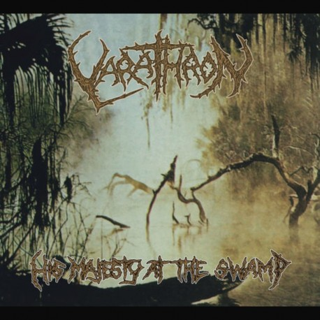 Varathron - His Mayesty At The Swamp, Digibook CD