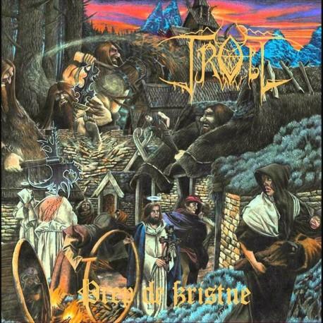 Troll - Drep De Kristne, Digibook CD
