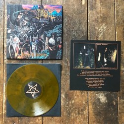 Troll - Drep De Kristne, LP (amber)