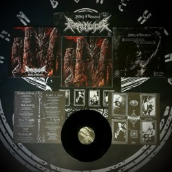 Temple Nightside - Pillars of Damnation, LP