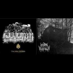 Gjaldur / Krypta Nicestwa - Von alten Gräbern, CD