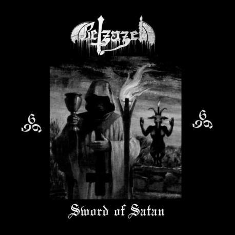 Belzazel - Sword of Satan, CD