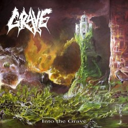 Grave - Into the Grave + EP, CD