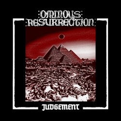 Ominous Resurrection - Judgement, Digi CD