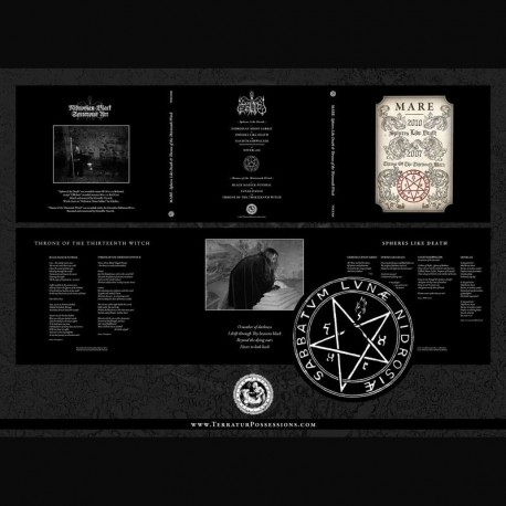 Mare - Spheres Like Death & Throne Of The Thirteenth Witch, Digi CD