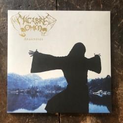 Macabre Omen - Anamneses, LP (black)