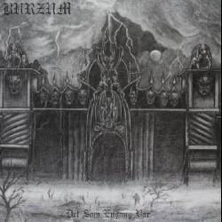 Burzum - Det som engang var, LP
