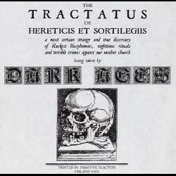 Dark Ages - The Tractatus De Hereticis Et Sortilegiis, CD