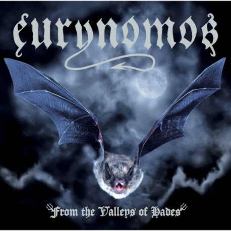 Eurynomos -  From The Valleys Of Hades, CD