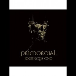 Primordial - A Journey's End, CD