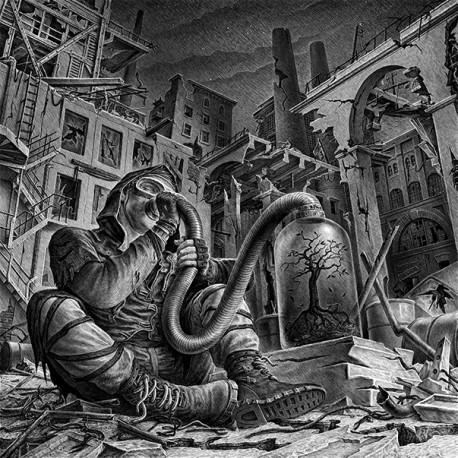 Meslamtaea – Geketend in de schaduw van het leven, LP