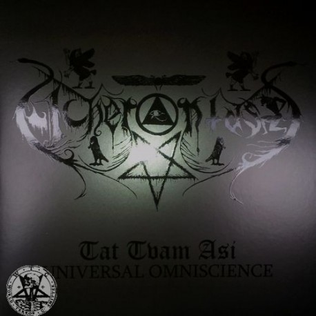 Acherontas - Tat Tvam Asi (Universal Omniscience), DLP