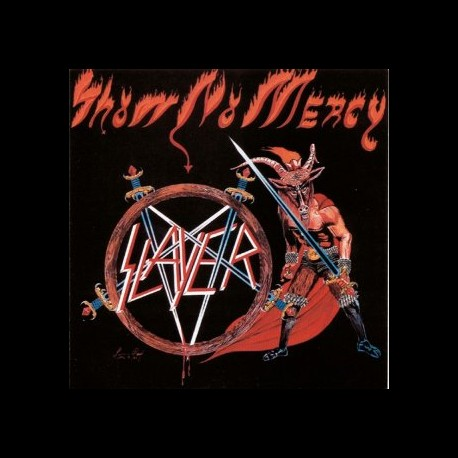 Slayer - Show No Mercy, LP