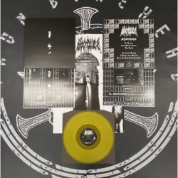 Black Cilice - Mysteries, LP (yellow)