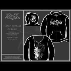 Häxenzijrkell - Die Nachtseite, Zip-Jacket