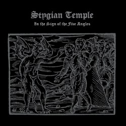 Stygian Temple - In the Sign of the Five Angles, LP