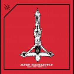 Azazel - Jesus Perversions, LP (red)
