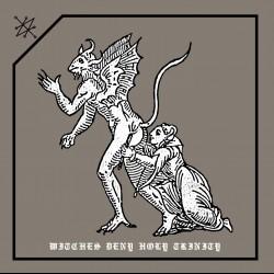 Azazel - Witches Deny Holy Trinity, LP (black)