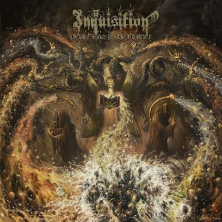 Inquisition - Obscure Verses For The Multiverse, CD
