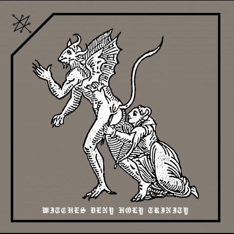 Azazel - Witches Deny Holy Trinity, LP (beer)