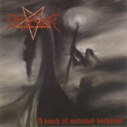 Desaster - A Touch of Medieval Darkness, CD