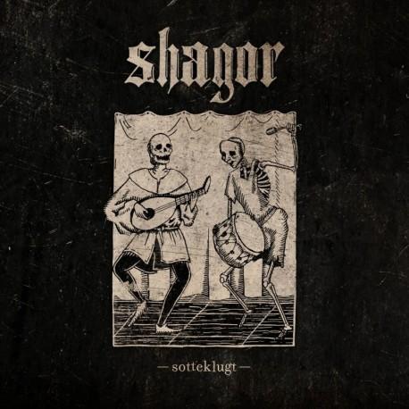 Shagor - Sotteklugt, LP