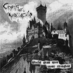 Crypts of Wallachia / Effroi - Split, EP