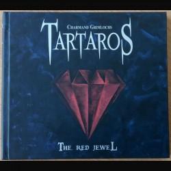 Tartaros - The Red Jewel, Digibook CD