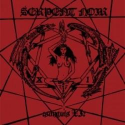 Serpent Noir - Sanguis XI, MLP