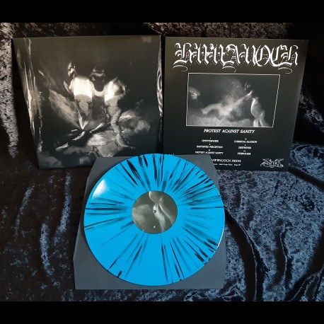 HWWAUOCH - Protest Against Sanity, LP (coloured)