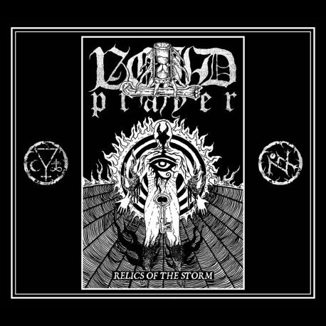 Void Prayer - Relics of the Storm, Digi CD