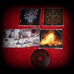 Cult of Fire - Ascetic Meditation of Death, CD