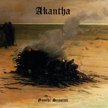 Akantha - Gnothi Seauton, LP