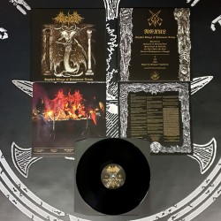 Nexul - Scythed Wings of Poisonous Decay, LP