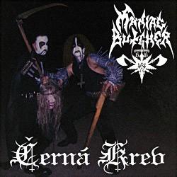 Maniac Butcher - Černá Krev , LP