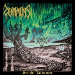 Domains - Sinister Ceremonies, CD