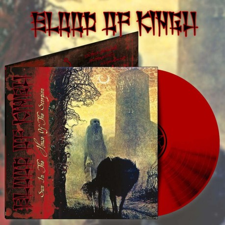Blood of Kingu - Sun In The House of the Scorpion, LP (red)