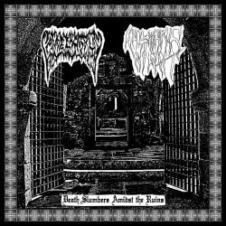 Sulphuric Night / Candelabrum - Death Slumbers Amidst the Ruins, Tape