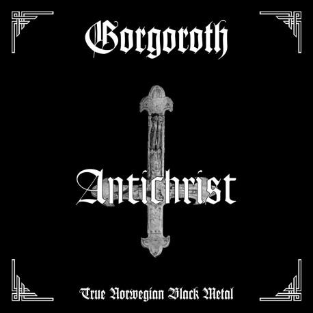 Gorgoroth - Antichrist, LP (clear)