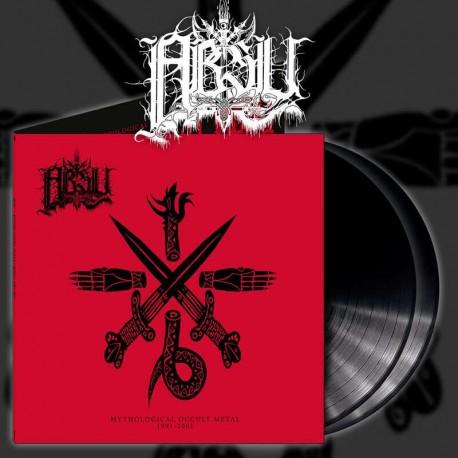 Absu - Mythological Occult Metal, DLP