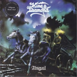 King Diamond - Abigail, LP