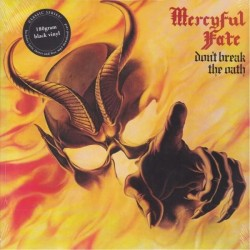 Mercyful Fate - Don't Break the Oath, LP