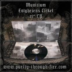 Muvitium - Evighetens Cirkel, LP