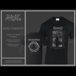 Nocternity - Times of Mist, Shirt