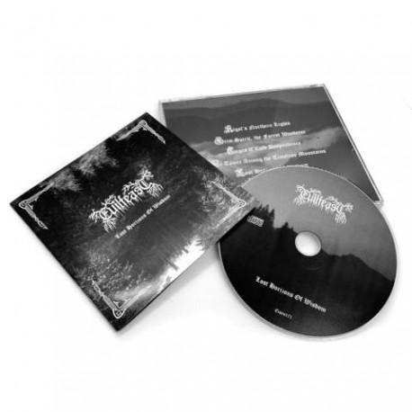 Evilfeast - Lost Horizons of Wisdom, CD