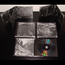 Shores of Ladon - Eindringling, CD