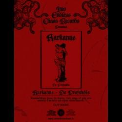 Aarkanne – De Profundis, Tape