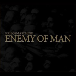 Kriegsmaschine - Enemy of Man, Digi CD