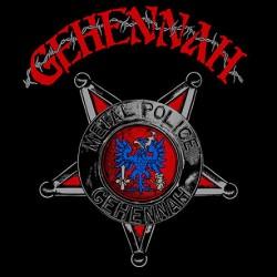 Gehennah - Metal Police, LP